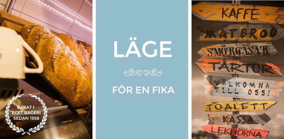 Fiesta Café, Konditori & Bageri | Kalmar